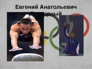 Евгений Анатольевич Подгорный