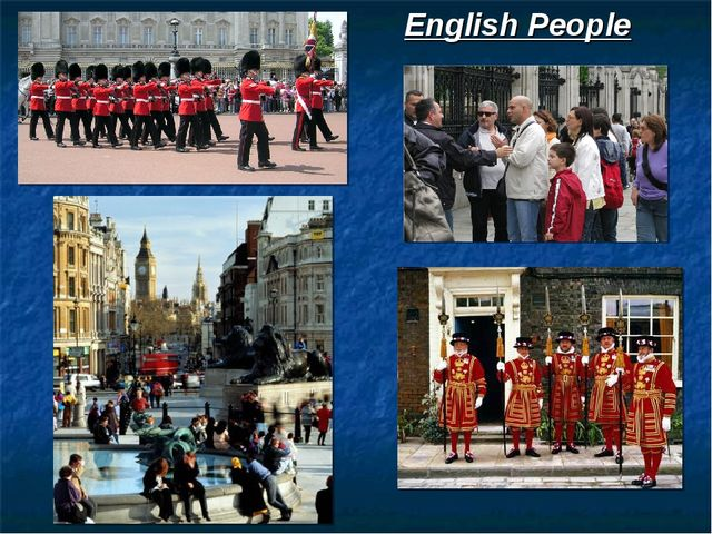 English People