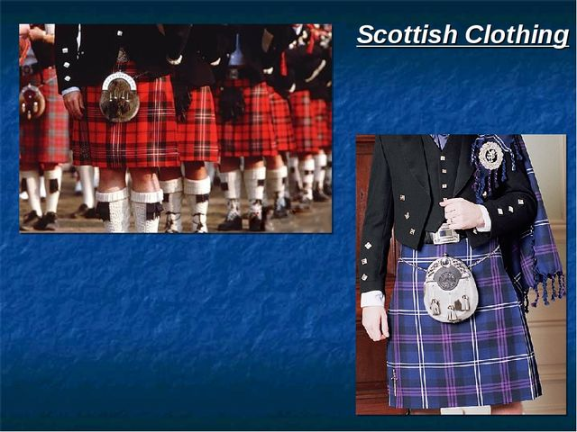 Scottish Clothing