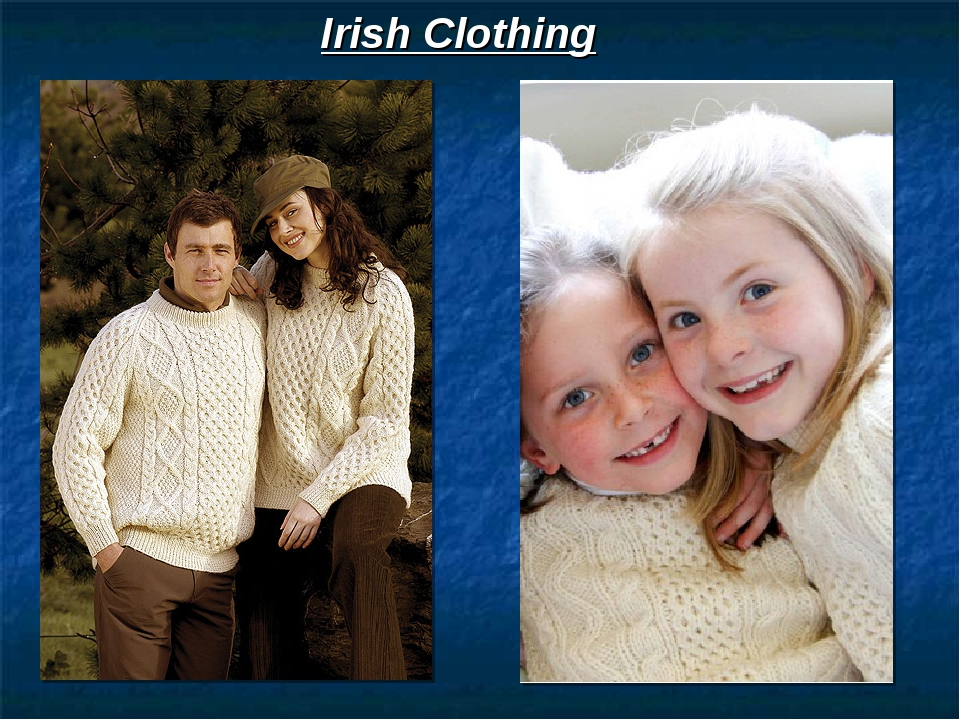 Irish Clothing