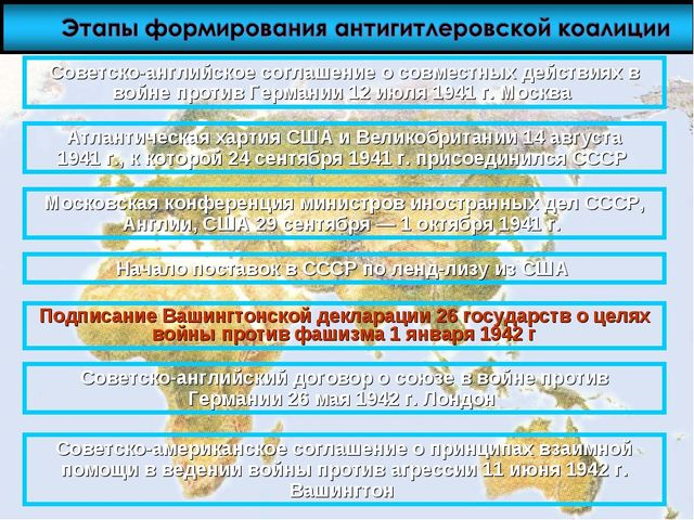 Советско-английское соглашение о совместных действиях в войне против Германии...