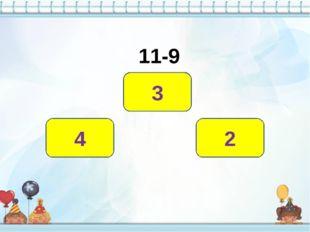 11-9 2 4 3