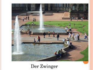 Der Zwinger