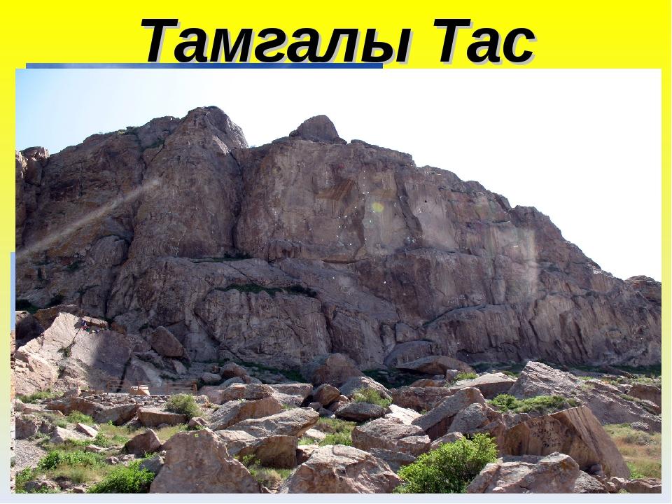 Тамгалы Тас