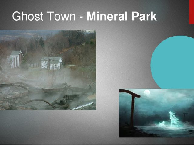 Ghost Town - Mineral Park
