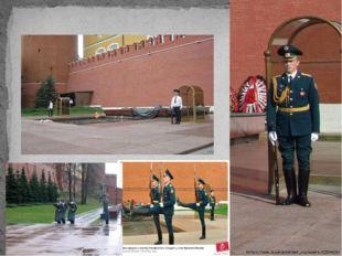 12 декабря 1997 года у мемориала «Могила Неизвестного солдата» установлен По