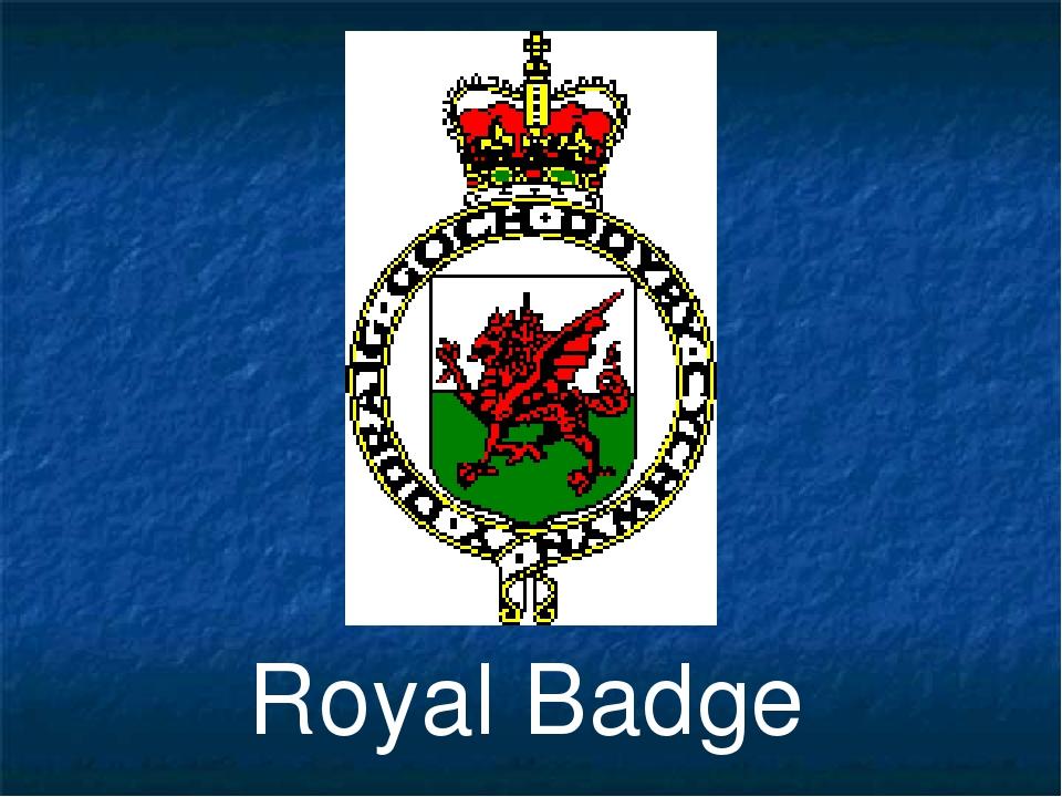 Royal Badge