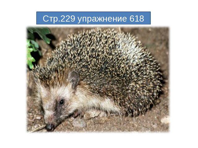 Стр.229 упражнение 618