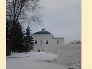 Надвратный храм во имя святителя Василия Великого февраль 2016 год