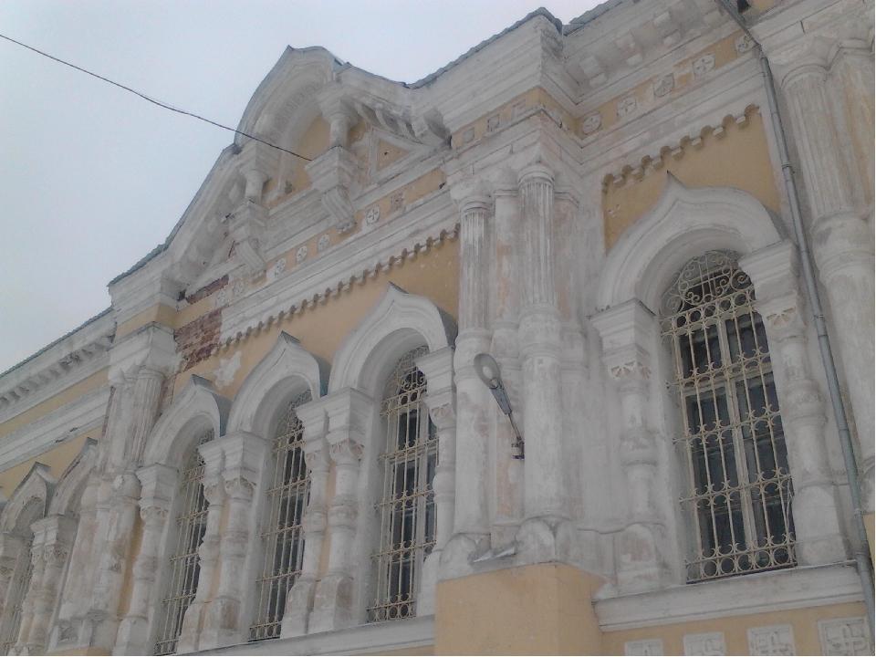 Храм во имя Святой Троицы февраль 2016 год