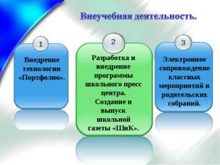 Разработка и внедрение программы школьного пресс центра. Создание и выпуск шк