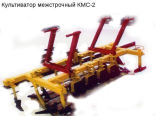 Культиватор межстрочный КМС-2