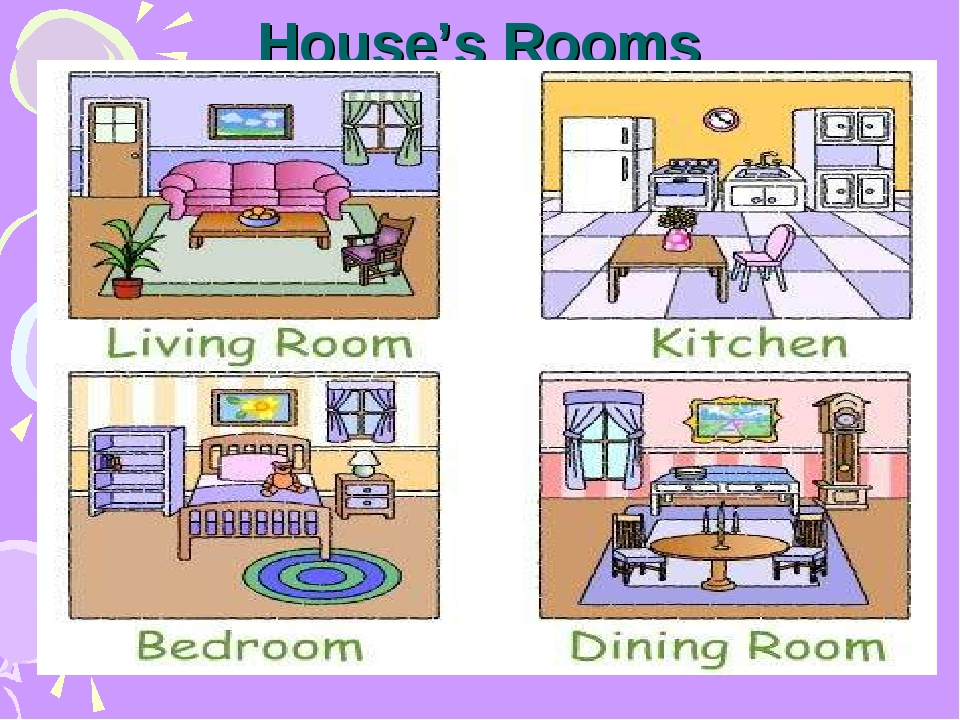 House's Rooms
