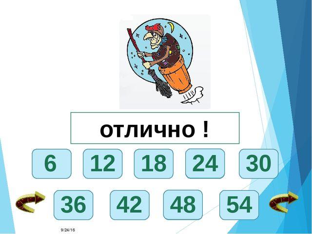 8 х 2 9 х 8 7 х 8 8 х 5 1 х 8 3 х 8 8 х 4 6 х 8 8 х 8 Отлично ! 72 56 8 56 8...