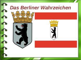 Das Berliner Wahrzeichen