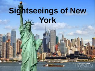 Sightseeings of New York