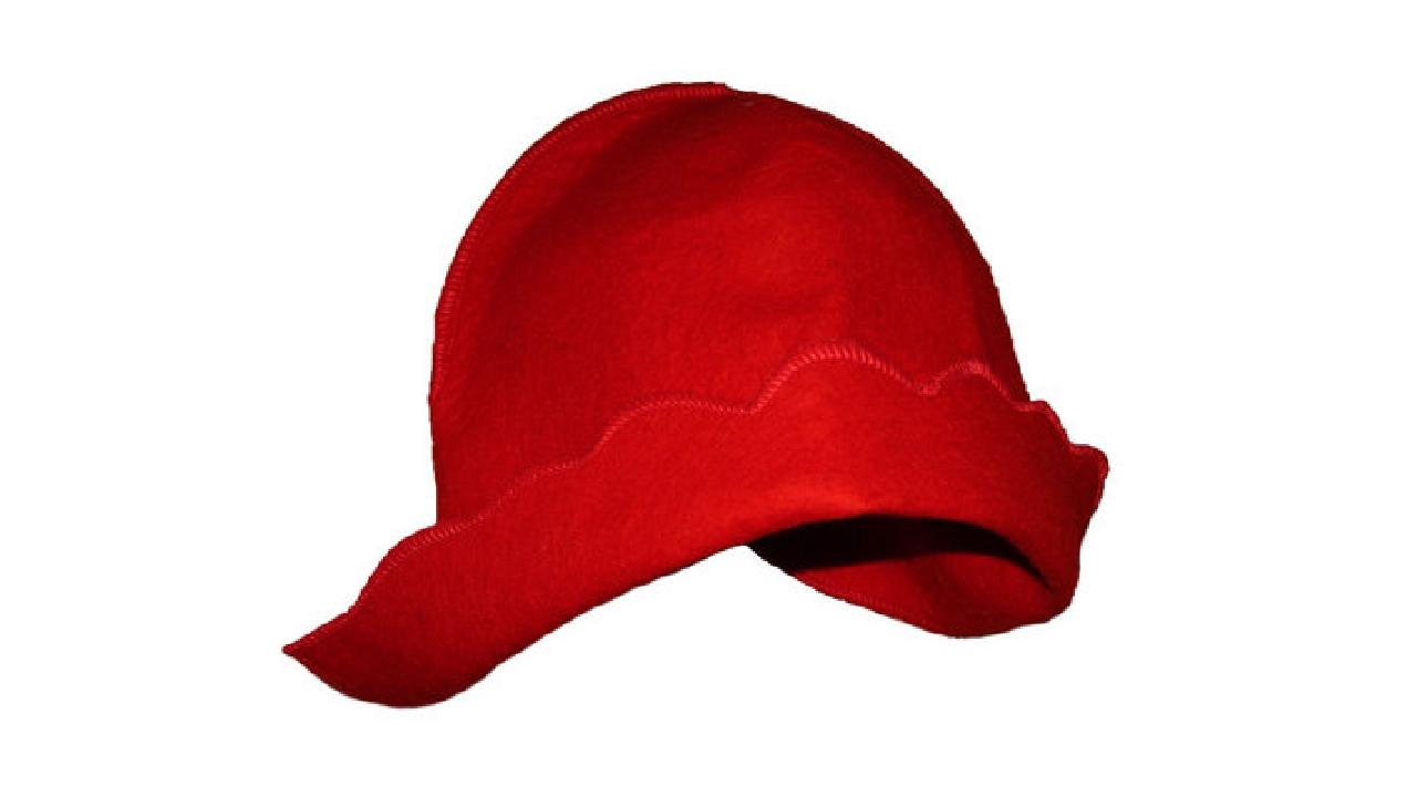 какой-то картинки шапка красной шапочки тесто, обсыпать