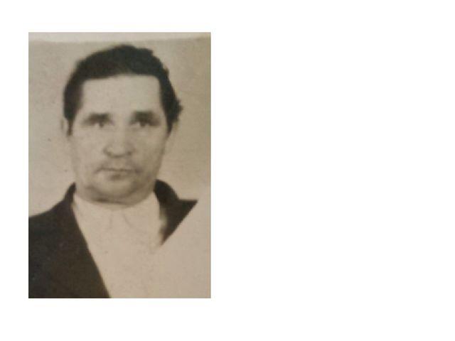 Заключаев Николай Павлович Призван в армию в 1943 году. Демобилизован в 1948...