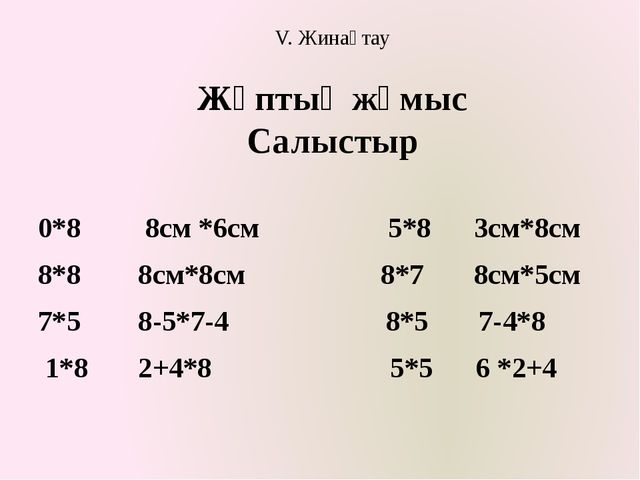 0*8 8см *6см 5*8 3см*8см 8*8 8см*8см 8*7 8см*5см 7*5 8-5*7-4 8*5 7-4*8 1*8 2...