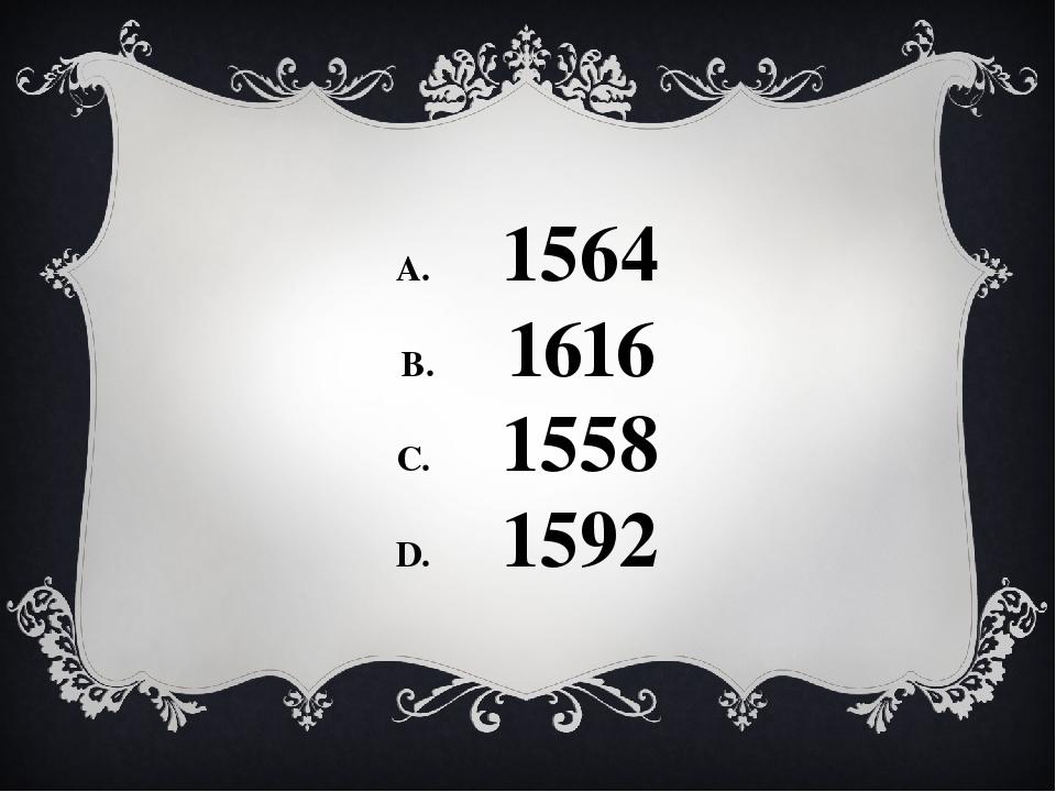 1564 1616 1558 1592