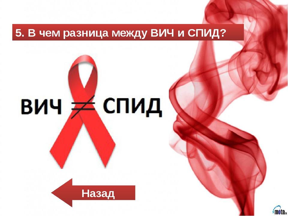 9.Где можно сделать тест на ВИЧ? Назад