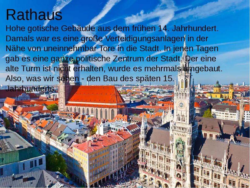 Rathaus Hohe gotische Gebäude aus dem frühen 14. Jahrhundert. Damals war es e...