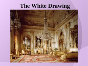 The White Drawing