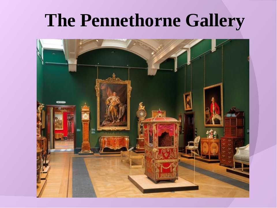 The Pennethorne Gallery