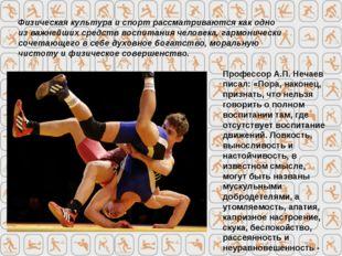 Профессор А.П. Нечаев писал: «Пора, наконец, признать, что нельзя говорить о