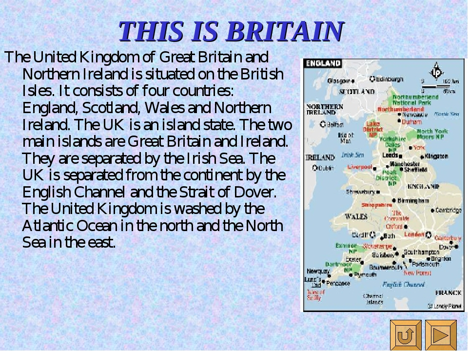 THIS IS BRITAIN The United Kingdom of Great Britain and Northern Ireland is s...