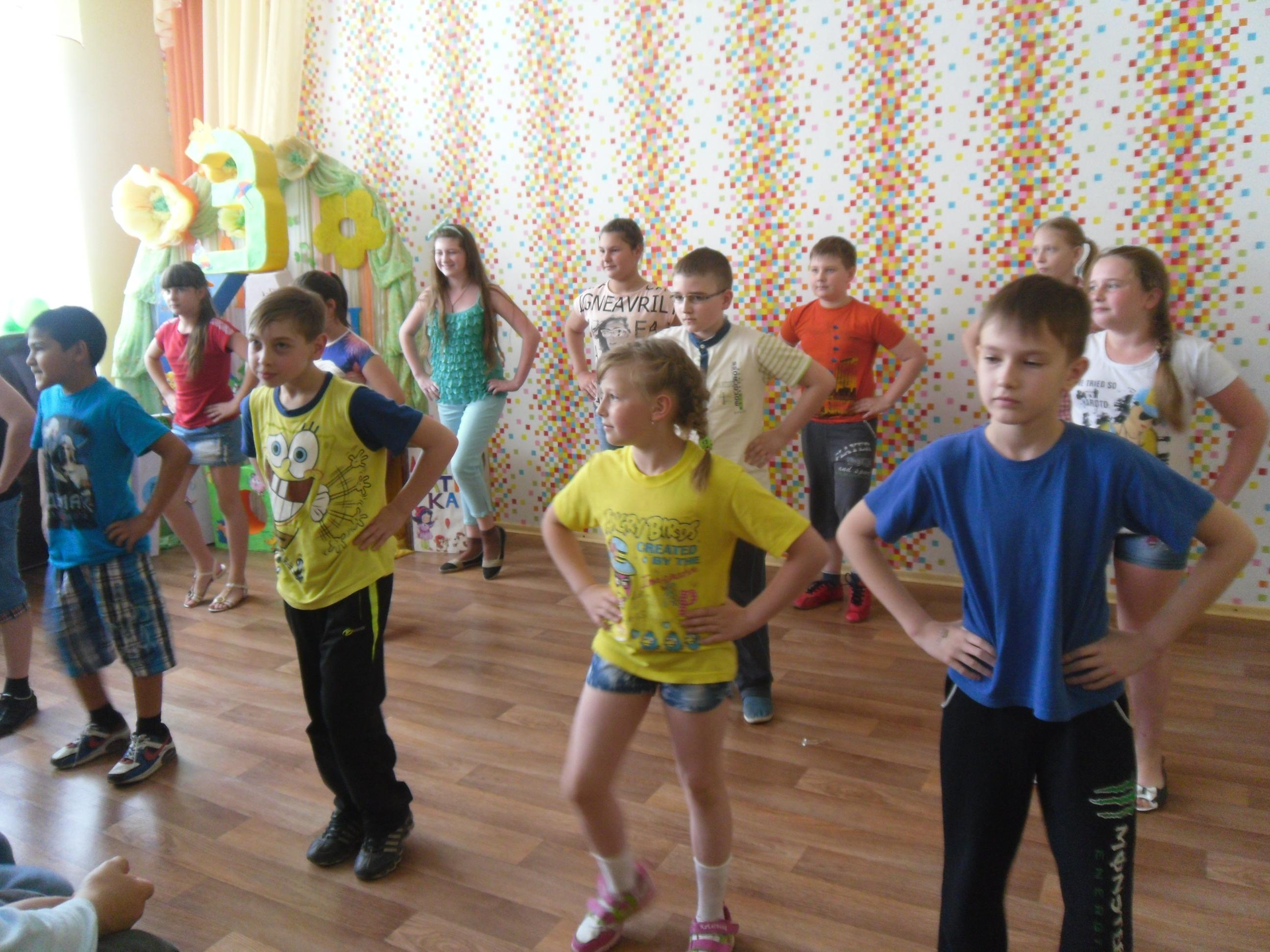 Открытие лагерной смены в школьном лагере сценарий