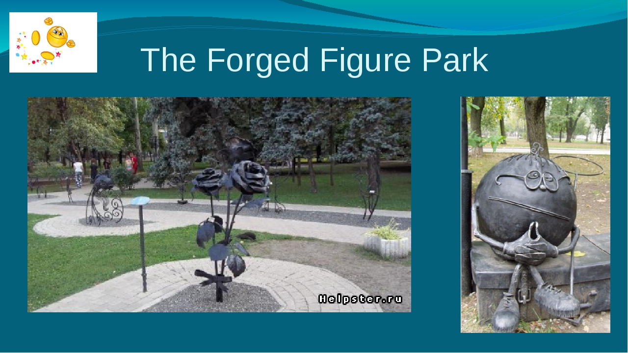The Forged Figure Park
