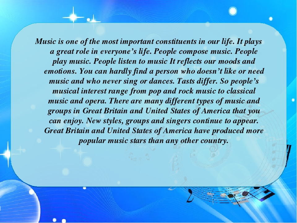 Music is one of the most important constituents in our life. It plays a grea...