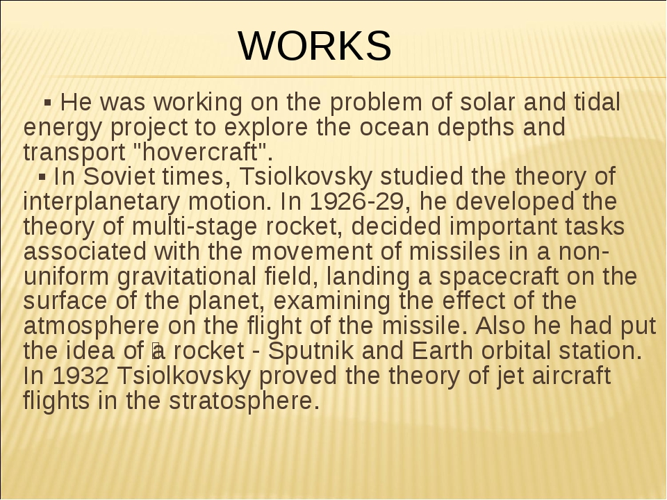 ▪ He was working on the problem of solar and tidal energy project to explore...