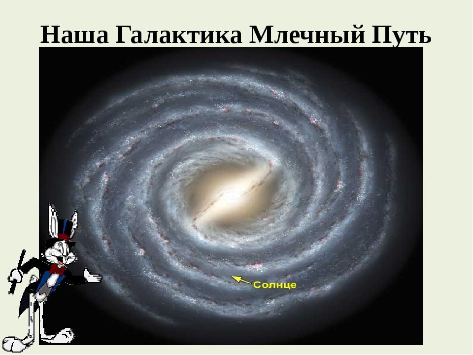 Наша Галактика Млечный Путь