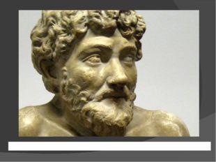 Эзо́п — полулегендарный древнегреческийпоэт-баснописец.