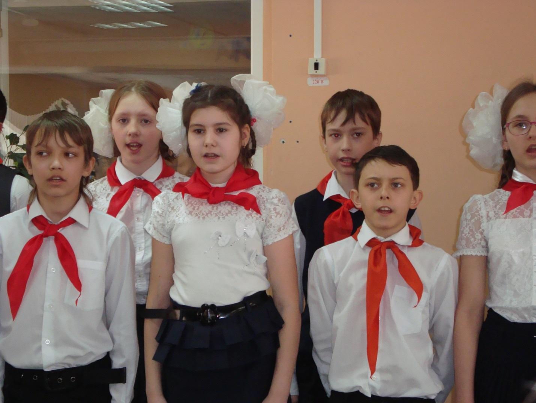 Сценарий школьного конкурса хоров