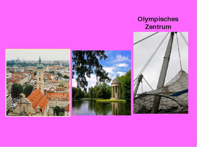 Olympisches Zentrum