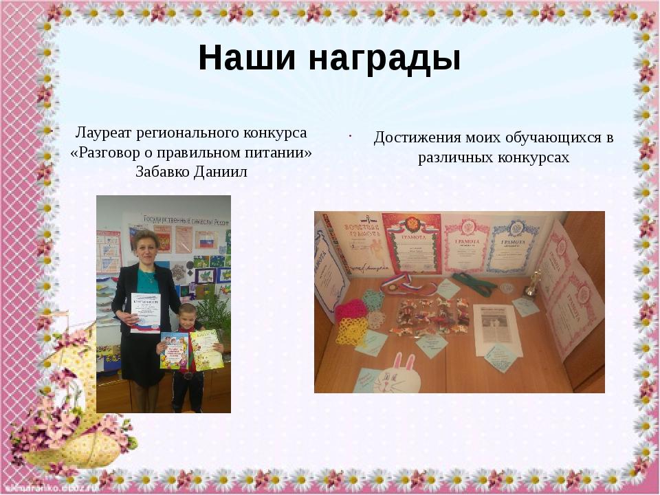 Позитивные результаты внеурочной деятельности обучающихся №п/п Виды участия в...