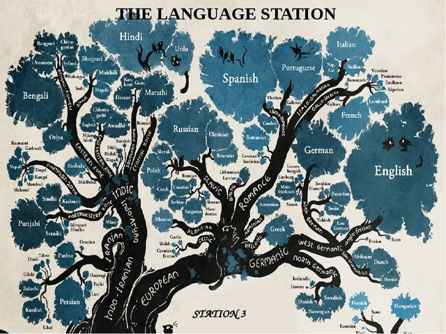 THE LANGUAGE STATION STATION 3