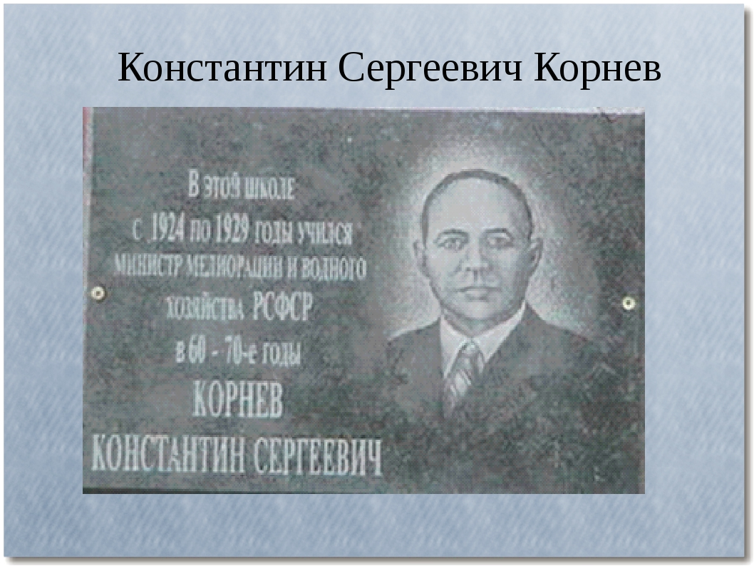 Константин Сергеевич Корнев