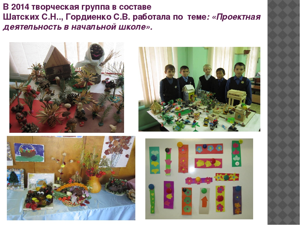 В 2014 творческая группа в составе Шатских С.Н.., Гордиенко С.В. работала по...