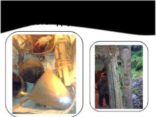 Изделия древних людей из бересты дерева и керамики