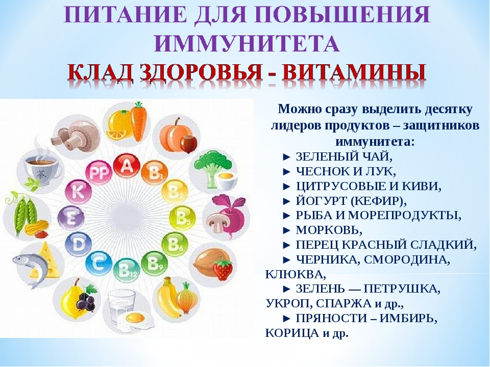Можно сразу выделить десятку лидеров продуктов – защитников иммунитета: ► ЗЕЛ...