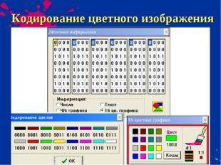 """Кодирование цветного изображения палитра МОУ """"Лицей №17"""", г.Славгород, Назаре"""