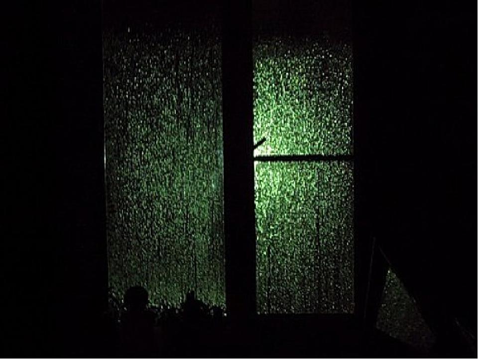 ночь, за окном дождь, вы сидите под одеялом,