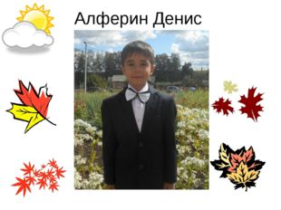 Алферин Денис