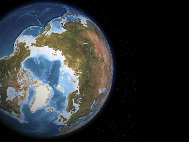 Глядя на нашу планету заметно, что суша и вода собраны в обширные пространств...