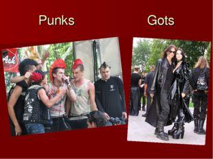 Punks Gots