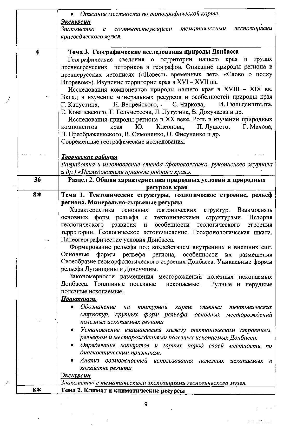 учебник мой родной край луганщина 6 класс харченко читать